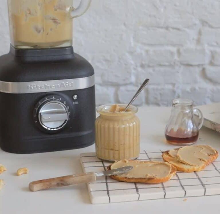 ореховое масло кешью • kitchenaid